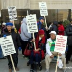 Detroiters object to austerity plan
