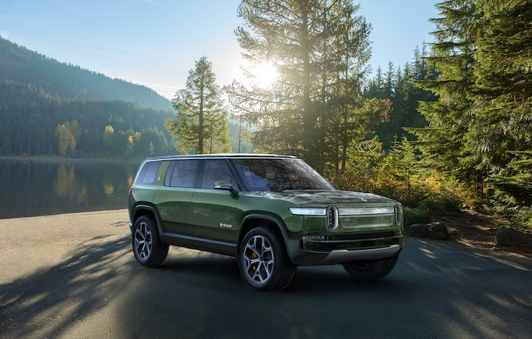 The Rivian R1S pairs adventure with forward-thinking electric power.