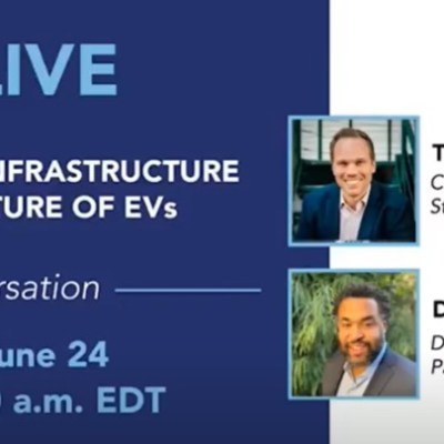 A Conversation on the Future of Electric Vehicles and Charging Infrastructure