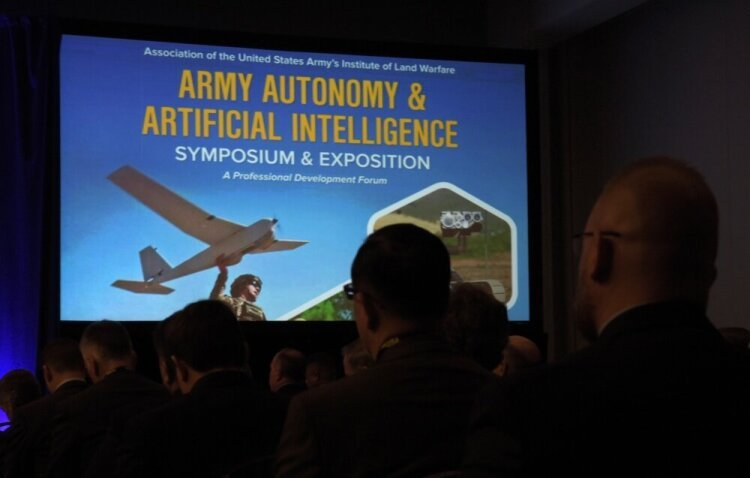 U.S. Army Autonomy and Artificial Intelligence Symposium and Exposition in Detroit