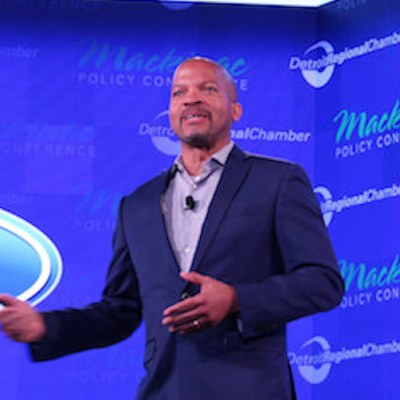 Mobility Moments Podcast: Embedded at the Mackinac Policy Conference with Don Butler, Ford Mobility