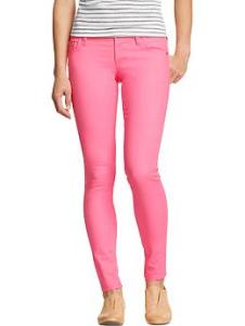 Old Navy Pink Jeans