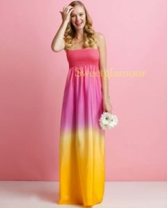 Lily Pulitzer Ombre Dress