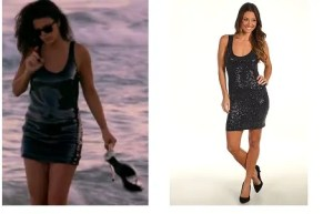 Robbi & Nikki Sequin Dress