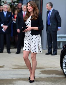 Kate-Middleton-Polka-Dot-Dress-Topshop