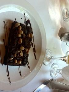 Brownie Dessert