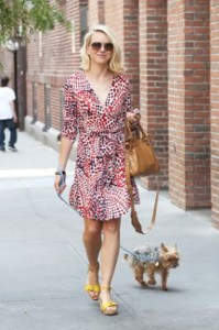 Naomi Watts in the Issa London Collection
