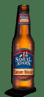 Sam Adams Cherry Wheat Beer