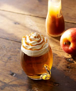 Starbucks Caramel Apple Spice