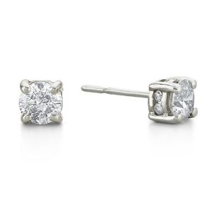 JCPenney Diamond Studs