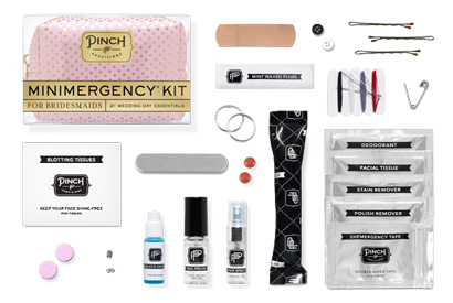 Mini-Emergency Kit from Pinch Provisions