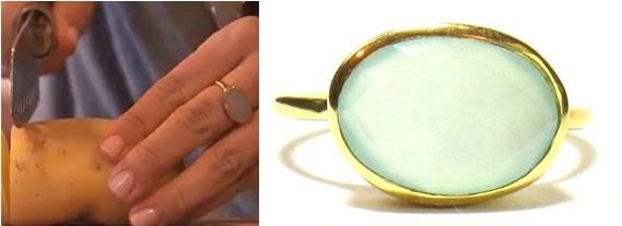 hampton circle ring