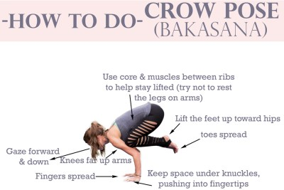 how-to-do-crow-pose