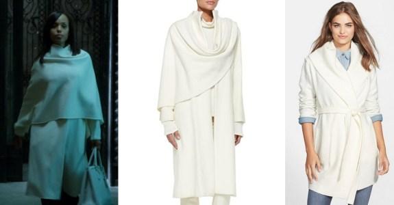 Ralph Lauren shawl coat