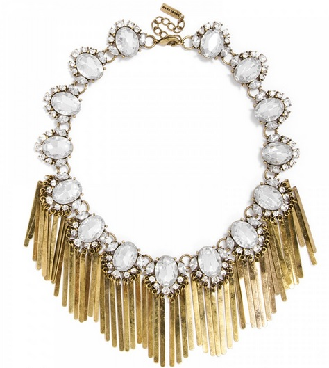 Showgirl necklace