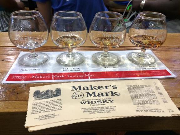 makers tasting