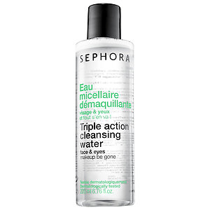 sephora cleansing water