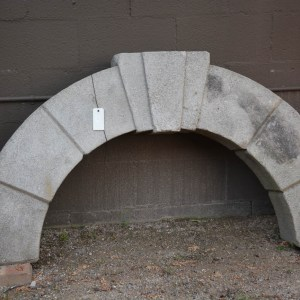 antique stone arch