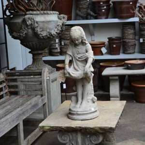 stone figure of a girl (2)