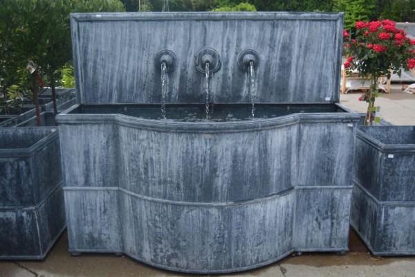 Branch Studio 3 Spout Fountain Cistern Detroit