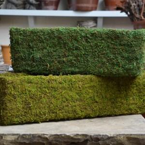Rectangular Moss Baskets