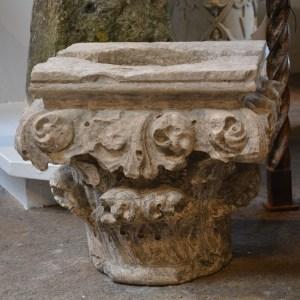 Corinthian Pot Overhead