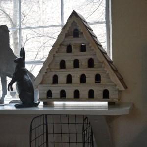Five Tier Birdhouse