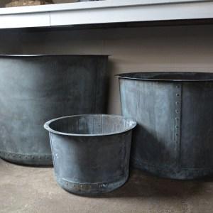 Riveted Pots Closer 2