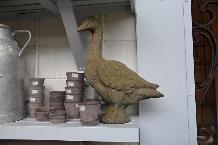Stone Goose