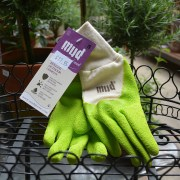 Mud Gloves Rugged Outdoor Green