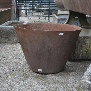 Rusted Taper Bowl