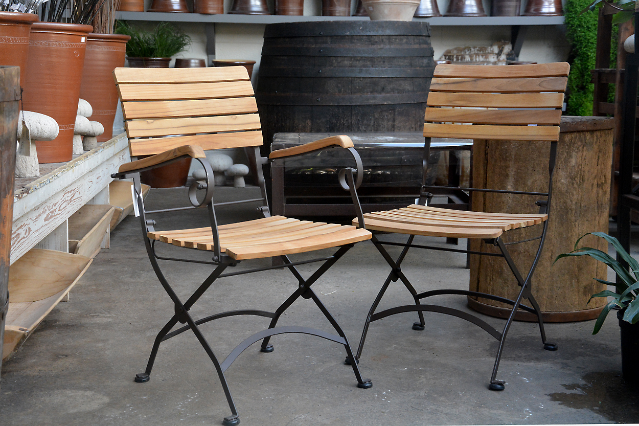 European Bistro Chairs