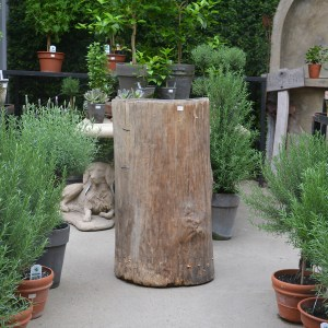 Wooden Planters With Curly Willow Detroit Garden Works