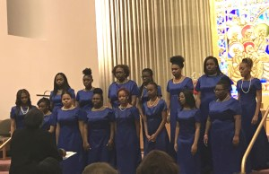 Detroit School of the Arts Achievers Ladies' Ensemble