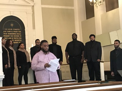 Fine' Singers at Detroit Spiritual Festival 2019