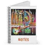 Order Gospel Music spiral notebook