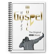 Gospel Music Note Pad
