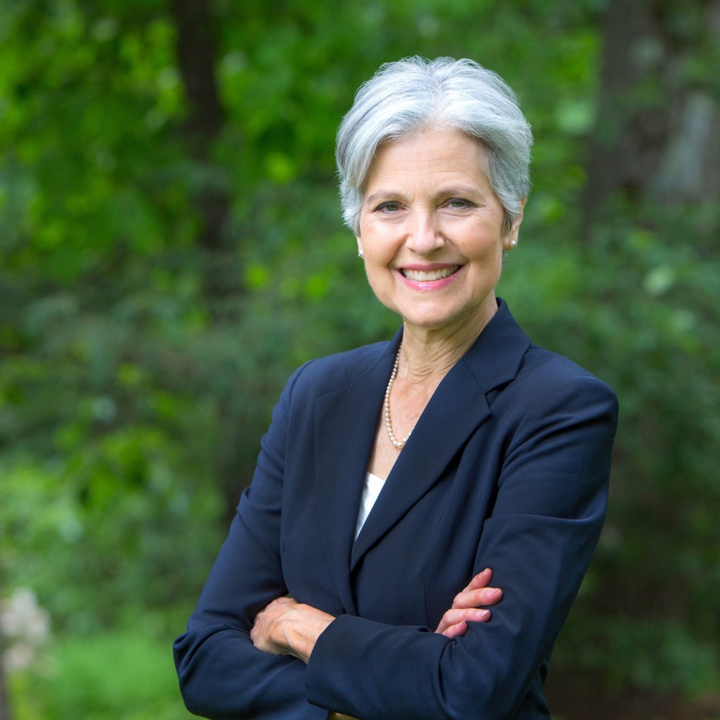 Jill Stein head shot