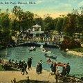 Belle isle postcard 1915