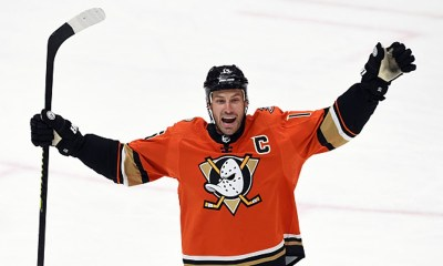 Ryan Getzlaf going to the Bruins