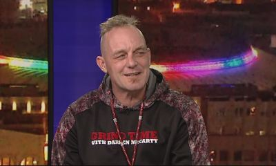 Darren McCarty, former Detroit Red Wings player