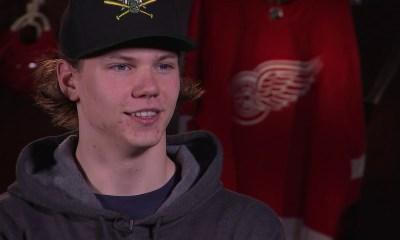 Moritz Seider, Detroit Red Wings