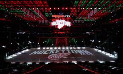 Little Caesars Arena - Detroit Red Wings