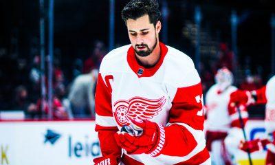 Dylan Larkin, Detroit Red Wings