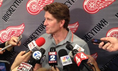 Mike Babcock, former Detroit Red Wings coach