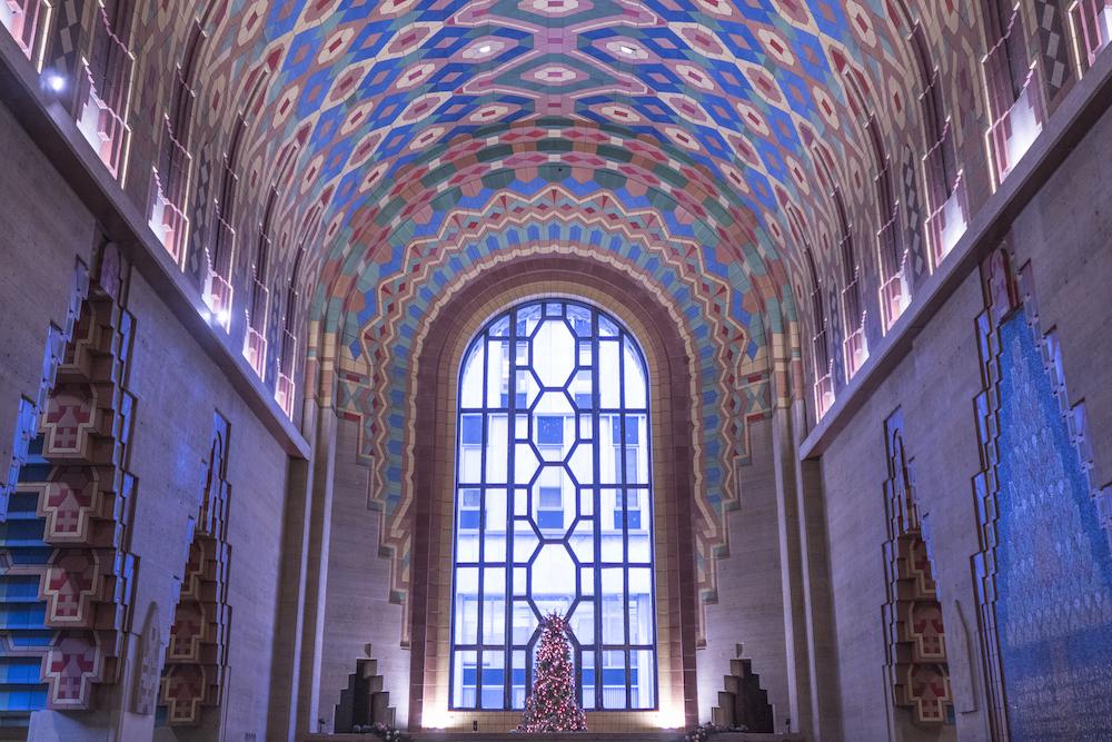 The Guardian Building Interior Lobby