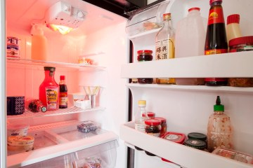 Inside Marlowe's Fridge