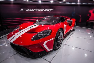 The Ford GT1