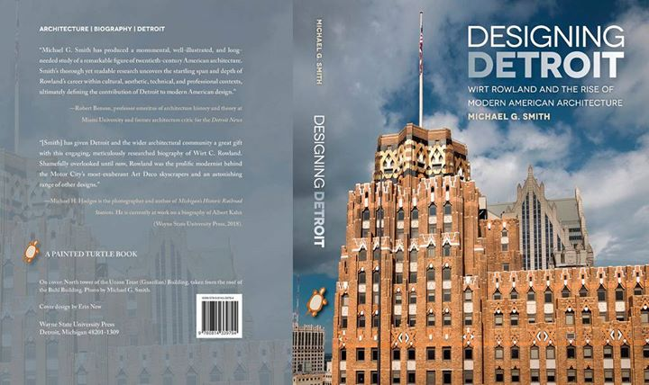 Designing Detroit - Launch Party + Book Signing & Guardian Tour 6