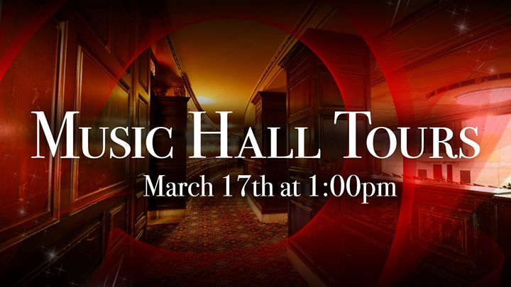 Monthly Music Hall Tour 6
